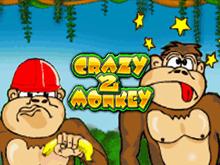 Crazy Monkey 2 в Клубе на деньги