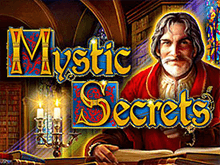 Автомат на деньги Mystic Secrets
