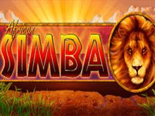 Автомат на деньги African Simba