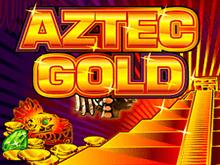 Автомат на деньги Aztec Gold