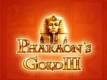 Автомат на деньги Pharaohs Gold III