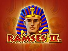 Ramses II в Вулкане удачи на деньги