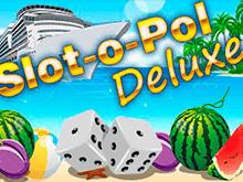 Автомат на деньги Slot-o-pol Delux
