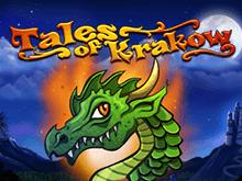 Tales Of Krakow в Вулкане удачи на деньги