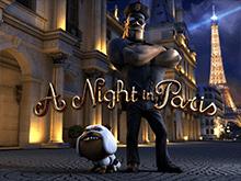 Автомат Ночь В Париже в Вулкан Удачи на деньги