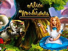 Заходите на сайт казино Вулкан Удачи и играйте в Alice In Wonderland