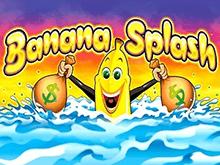 Автомат на деньги Banana Splash