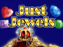 Just Jewels в Вулкане удачи на деньги